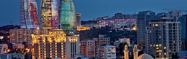 Azerbajan BAKU